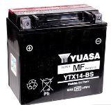 Batería Kawasaki Kfx 700 2004-2008 Yuasa  YTX14-BS