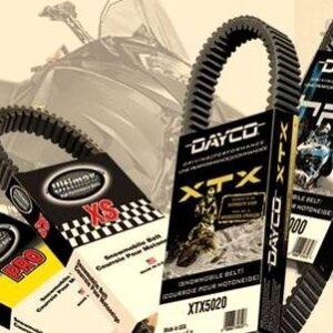 Belts for Snowmobiles