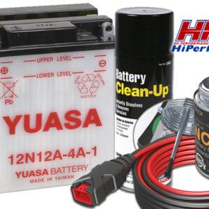 Batteries / Power Accessories