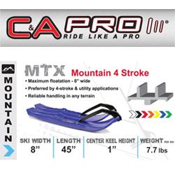 C&A Pro Skis - MTX (Mountain)