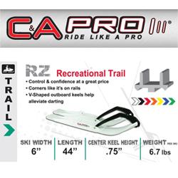 C&A Pro Skis - RZ (Trail)