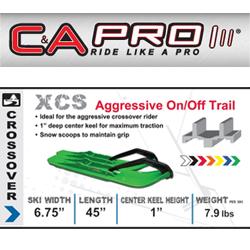 C&A Pro Skis - XCS (Crossover)